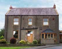 Wormald House - nr Heddon