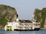 Emeraude Steamship, Halong Bay