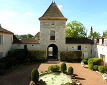 Hotel Restaurant Le Prince Noir Serignac Sur Garonne