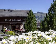 Chalet-hotel Alpenruh - Muerren