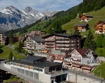 Hotel Eiger - Muerren