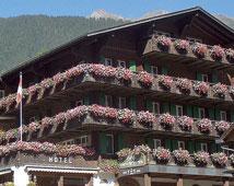 Hotel Gletschergarten - Grindelwald