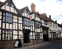 The Red Lion - Wendover