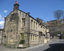 The White Lion Hotel - Hebden Bridge