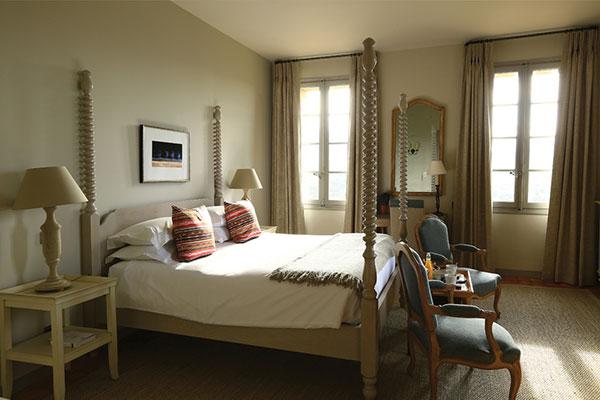 Hotel Crillon le Brave Room