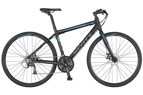 Scott Hybrid Rental Bike
