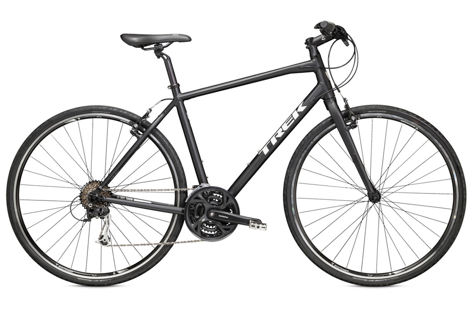 Trek rental bike