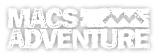 Macs Adventure logo – walking tours and cycling tours in Europe.