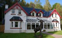 Glen Albyn Lodge - Laggan