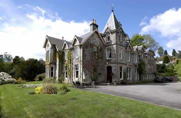 Wellwood House - Pitlochry