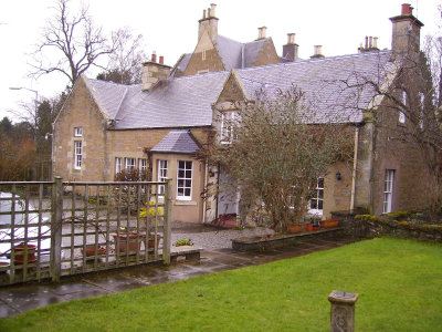 Old Abbey School House - Melrose