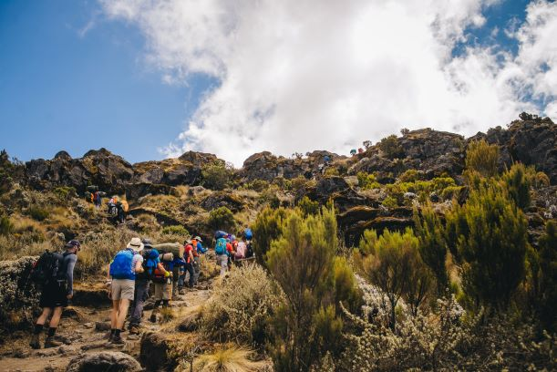 How fit do you need to be to climb Kilimanjaro?