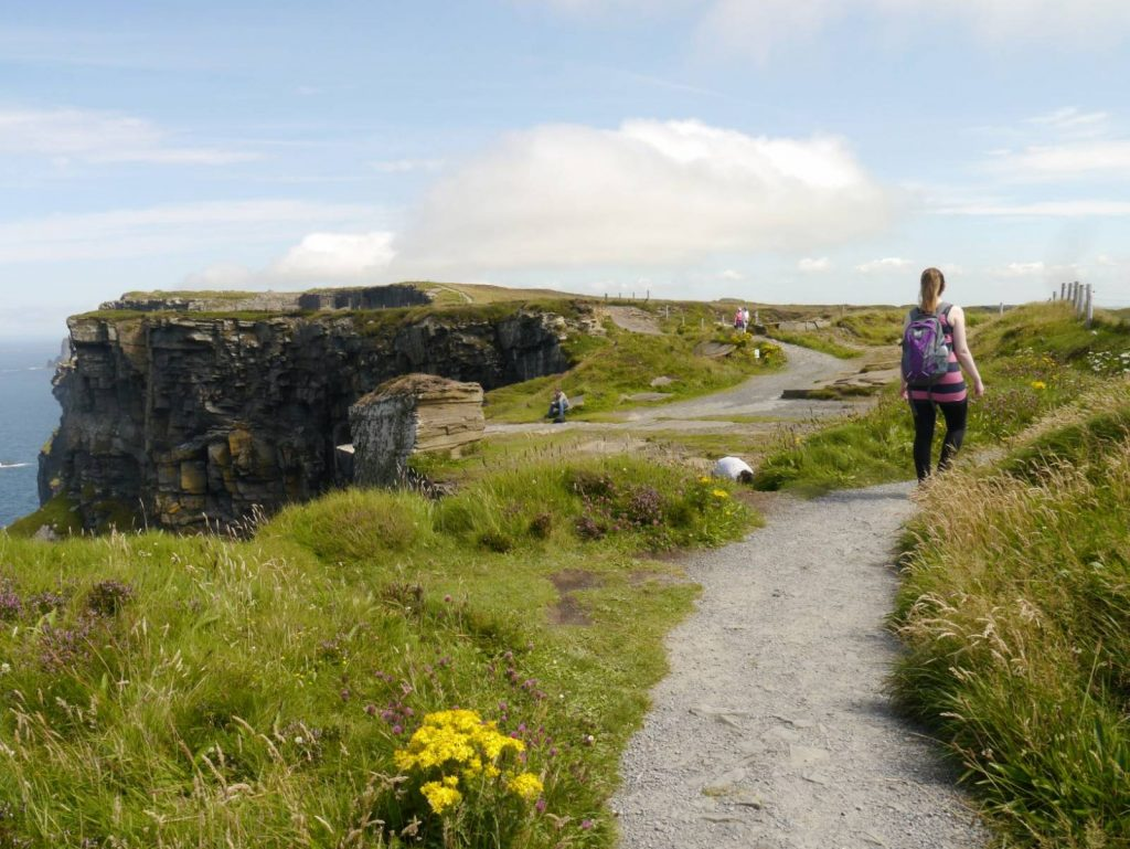 Hike the Burren Way