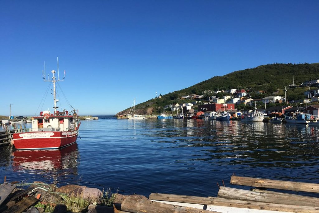Fishing towns Newfoundland