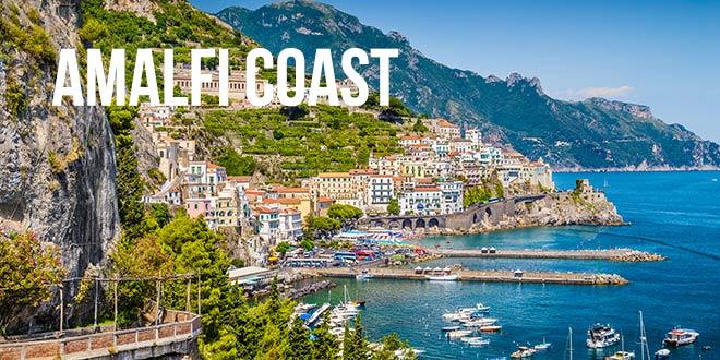 hiking in Italy- Amalfi Coast