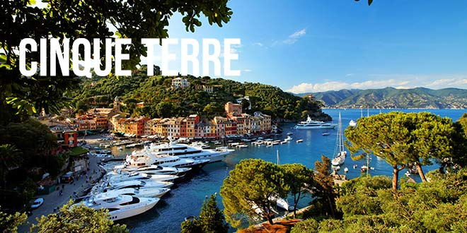 hiking in Italy- Cinque Terre