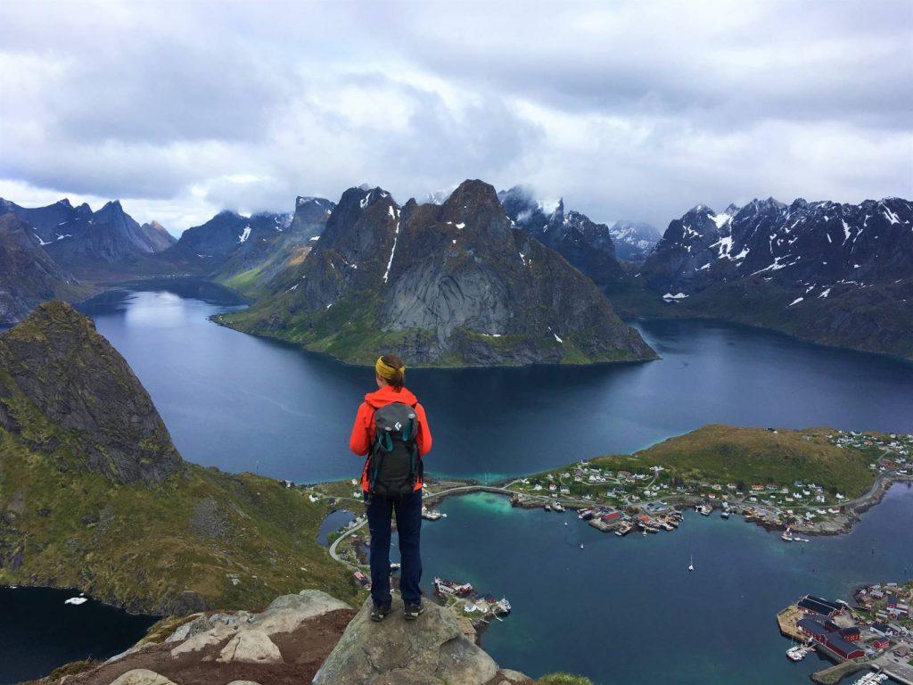 Where are the Lofoten Islands?