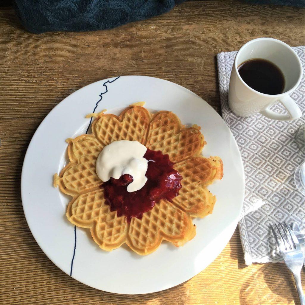 Norweigan waffles