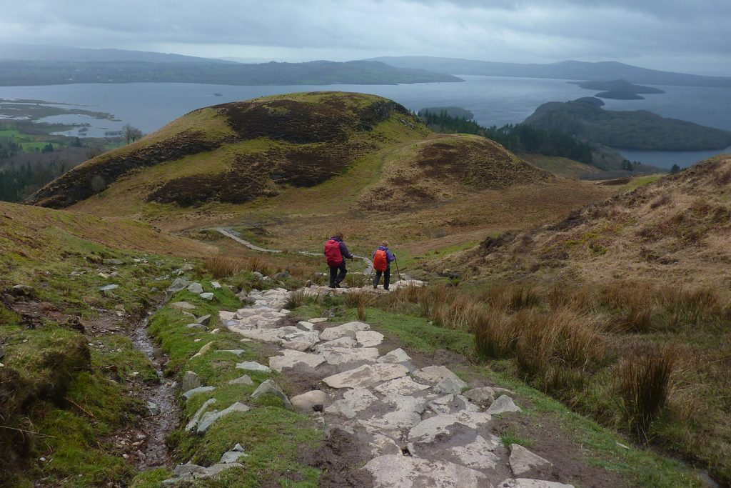 What to Pack for the West Highland Way?