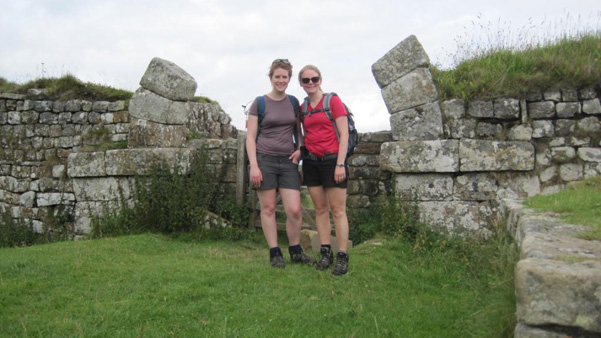 hadrian's wall path, walking hadrian's wall, walking in england, walking holidays in england