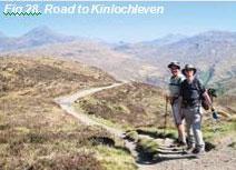 west highland way, walking holidays scotland