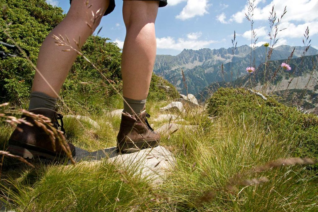 Top tips for buying walking boots