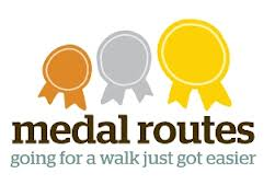 Medal Routes walking project