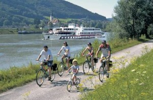 Fabulous River Danube cycling