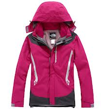Waterproof jacket features
