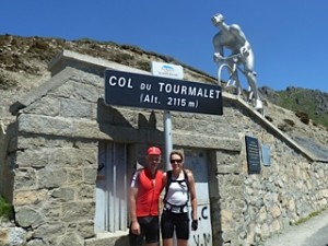 Cycle the Col du Tourmalet in the Pyrenees