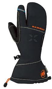 Mammut gloves