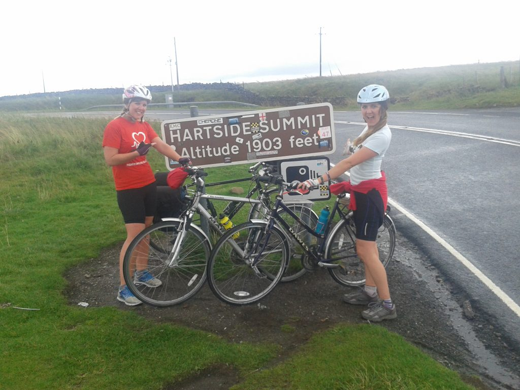 Cycling the C2C in England