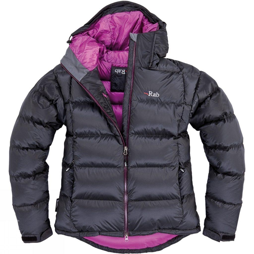 Rab womens down jacket