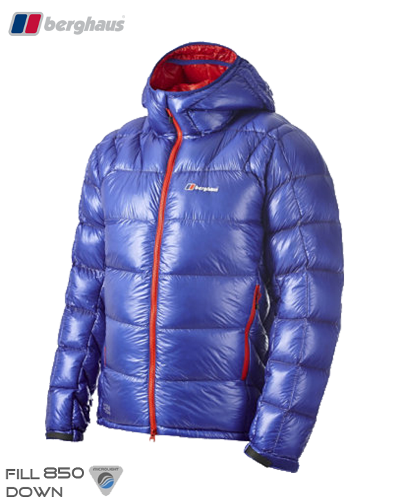 Kit review: Winter down jackets