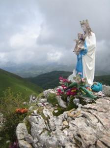 Vierge d'Orrisson
