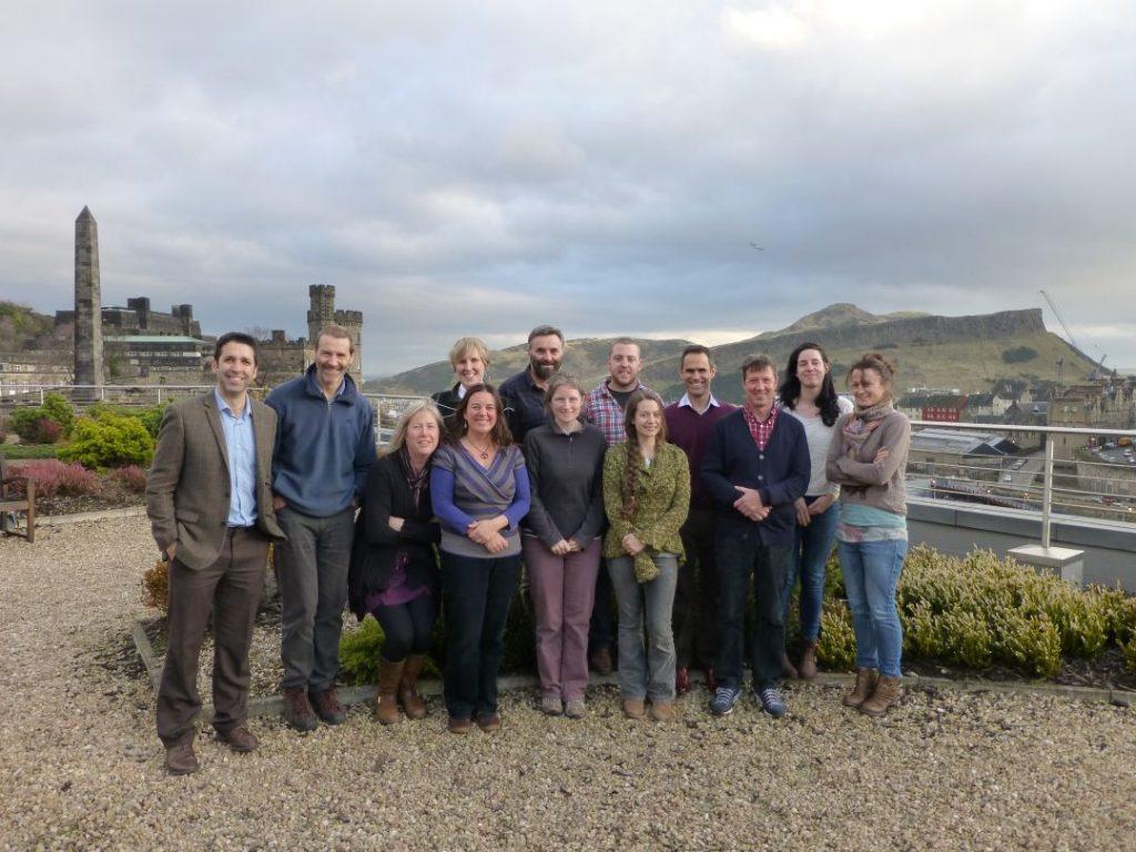 John Muir Award Staff