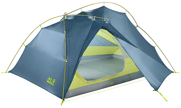 Post image for Kit review: Lightweight tent and sleeping bag