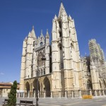 Leon's Cathedral, Spain