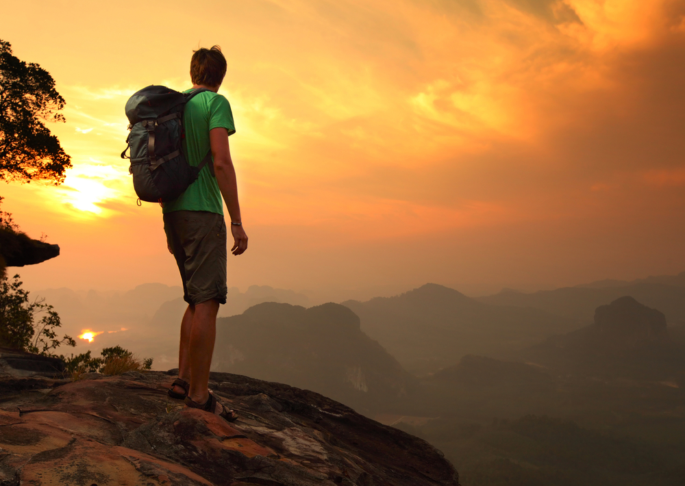 Top tips for packing light for a walking holiday
