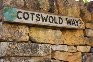 The Cotswold Way, steeped in history.