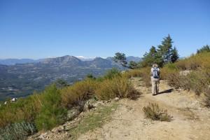 Views on the Cirali to Ulupinar Walk