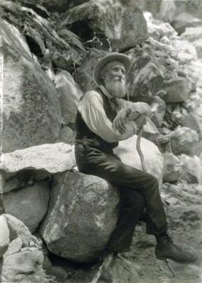John Muir. Pic credit: Wiki Creative Commons