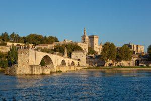 Pont d'Avignon, Provence