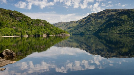 Thoughts of Muir: Walk the John Muir Way in Scotland.
