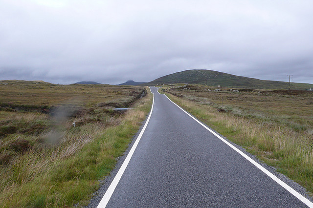 Beautiful smooth roads. Pic credit: Captain Oates on Flickr Creative Commons