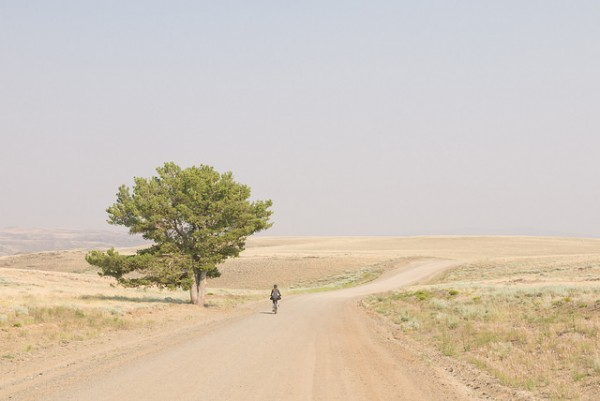Great Divide Basin, Wyoming. Pic credit: Mats Skölving on Flickr
