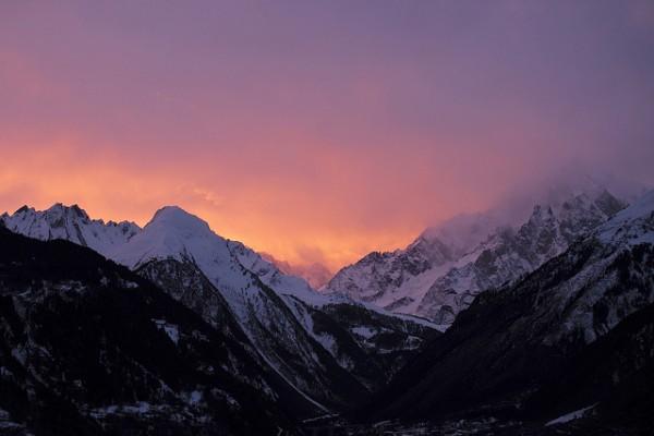 Mont Blanc. Pic credit: Roman Boed on Flickr