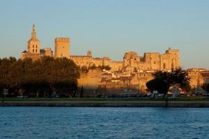 Vue Palais des Papes 2