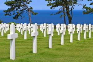 American Cemetary, Normandy
