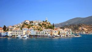 Island of Poros, Peloponnese, Greece